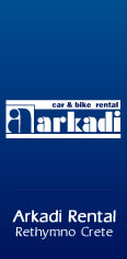 Arkadi Rent a Car