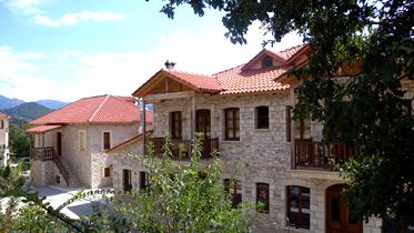 Korysxades Village